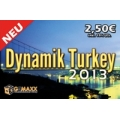 Dynamik Turkey 2013