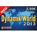 Dynamik World 2013