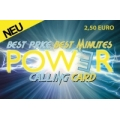 Power Calling Card