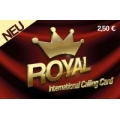 Royal Calling Card